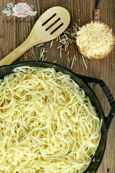 Garlic Parmesan Nood