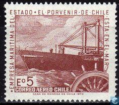 Chile [CHL] - Merchant marine 1971