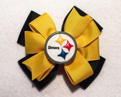 Pittsburgh Steelers Football Stacked Boutique by ItsEspecially4U