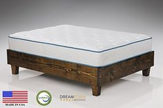 Escape the heat of regular memory foam mattresses with the Arctic Dreams Cooling Gel Mattress. The Arctic Dreams mattress utilizes an advanced viscoelastic foam called Energex. Energex provides a new, energetic alternative to conventional memory foam that retains all of the advantages of visco... more details available at https://furniture.bestselleroutlets.com/bedroom-furniture/mattresses-box-springs/mattresses/product-review-for-dreamfoam-bedding-arctic-dreams-10-inch-cooli