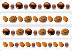 FRUITS SECS: SÈRIES