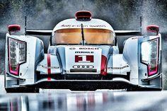 2012 Audi e-tron quattro Le Mans
