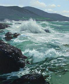 Peter Ellenshaw - Afternoon Tide