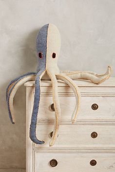 Octopus Stuffed Animal - anthropologie.com #anthrofave