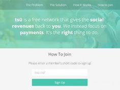 Technics to how get social revenue.