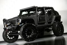 Image for Jeep Rubicon Blacked Out