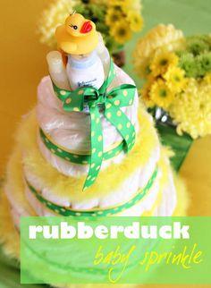 rubber duck sprinkle