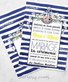 faire-part-marin-nautique-rayures-bleu-fleurs-aquarelle-happy-chantilly