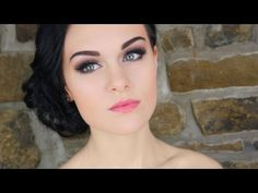 """It's called """"Prom Makeup,"""" but this glam look is sophisticated enough for bridal"""