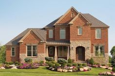 This luxury home featuring Simonton Windows is no stranger to privilege... beauty, comfort and enery efficiency.