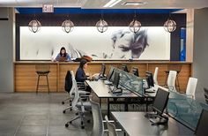 See How This NYC Agency Remodeled With Teamwork and Flexibility in Mind