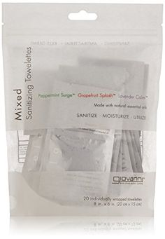 Giovanni Mixed Organic Towelettes 20 Count >>> See this great product. (Note:Amazon affiliate link)