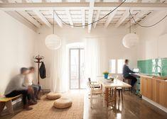 TWIN HOUSE D'en Roca, 7 Barcelona (Barcelona) Seleccionat FAD Interiorisme 2014