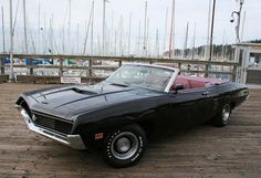 1970 Ford Torino GT 429 Convertible