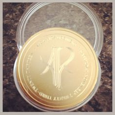 Our personalised gold coin by the Perth Mint! Guests will be able to purchase these though our website