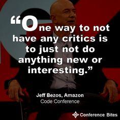 Jeff Bezos at #CodeCon