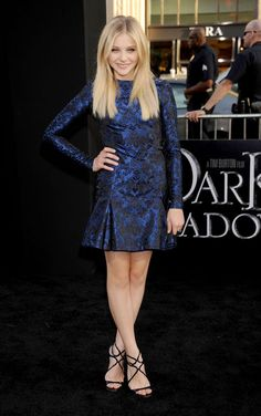 Happy Birthday, Chloe Grace Moretz! The Sartorially Skilled Teen is Our Glamour Style Icon of the Week