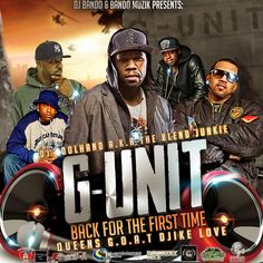 29 TRACKS FROM G-UNIT HOSTED
