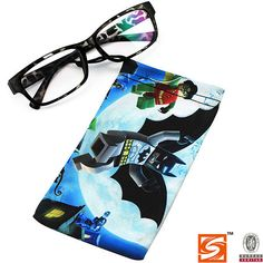 Beautiful ♥Shuangcheng Glasses Bags♥ with Lovely Cartoon Pattern