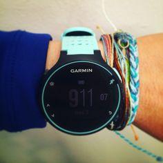 Love my new Garmin 235 http://nanorunner.com