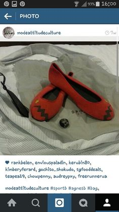 Agnes b shoes, ring and bag
