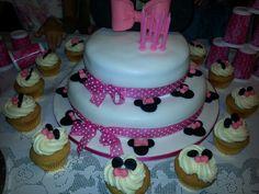 Cake themed Minnie