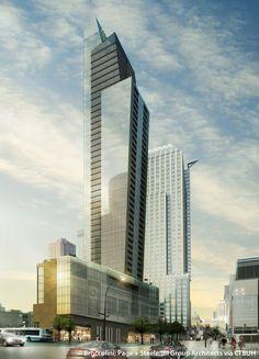 L'Avenue -                  The Skyscraper Center