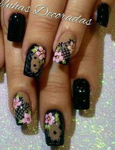 Gorgeous Nails, Nail Art Designs, Nail Design, Nail Art, Art Nails, Colors, Moonlight, Indian Nails, Pink Nail
