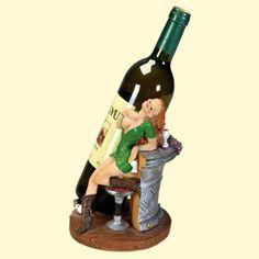 "SHOP-PARADISE.COM:  Flaschenhalter ""Mädchen Gaby"" 20 cm 15,12 €"