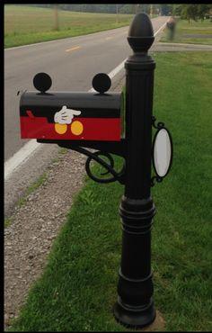 My Disney mailbox