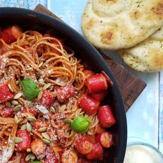 Dip, Bacon, Recipies, Spaghetti, Yummy Food, Food And Drink, Foods, Ethnic Recipes, Inspiration