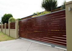 1000 Images About Front Fence And Gate On Pinterest
