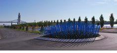 Claude Cormier - Architecture de paysage + Design urbain - PLAGE DE L'HORLOGE