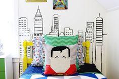 Superhero bedroom