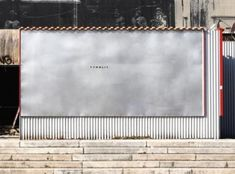 Benton Dodd sent in this interesting article about a cool outdoor ad for Tyrolit knives that uses actual rust to highlight a product feature Advertising Campaign, Ads, Public Profile, Marketing Communications, Creative Director, Billboard, Activities, Highlight