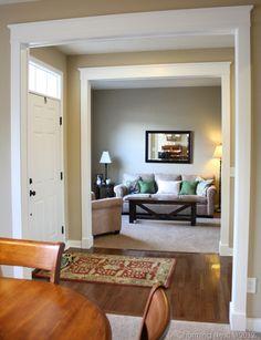 DIY Door Casings the easy way