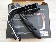 Unboxing Video über Neewer Videokamera Stabilisator für Hand #unboxingvideo #neewer #videokamerastabilisator