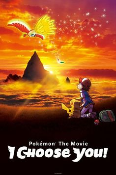 Watch Pokémon the Movie: I Choose You! (2017) Full Movie Online Free