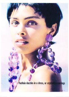 Vogue Australia June 1990 - photographed by Anthony Gordon