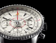 Montbrillant 01 - Breitling - Instruments for Professionals