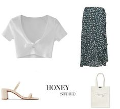 #honeystudio Road Trip, Honey, Polyvore, How To Wear, Outfits, Image, Clothes, School, Summer