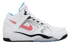e086d5239639 Nike Air Flight Lite Low (Pink Power White) - Sneaker Freaker