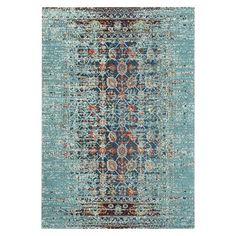 Safavieh Melaine Rug - Blue/Multi $219.99 for 5x8 at Target