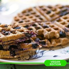 Waffles | 32 Sweet Treats Vegans Don't Actually Have To Give Up