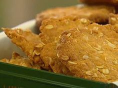 Anzac biscuits    As it gets closer to Anzac Day, there is one thing you must cook and that is Anzac biscuits. You will love this simple and easy recipe from Fast Ed.