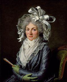 Adélaïde Labille-Guiard (madame de genlis 1780