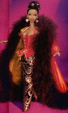 Barbie, Byron Lars, Cinnabar Sensation