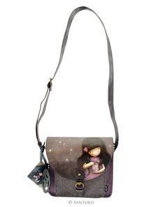 Need: Gorjuss Saddle Bag - We Can All Shine - Santoro London. Ze Whispering Fairies!!