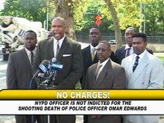 100 Blacks In Law Enforcement Press Conference #OmarEdwards #Racism