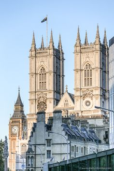 Westminster Abbey, London.-
